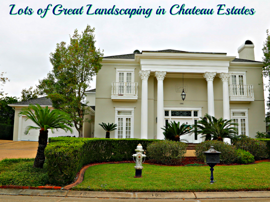 Homes in Chateau Estates Country Club