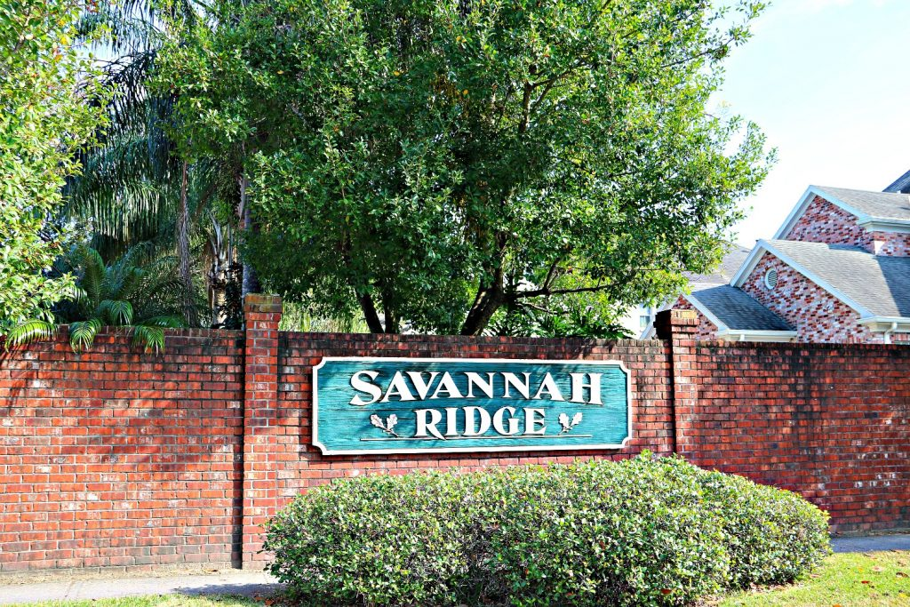 Subdivision in Old Metairie